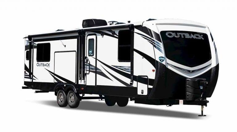 keystone outback travel trailer