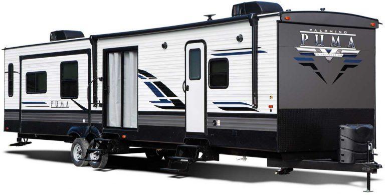 palomino puma destination travel trailer