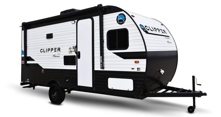 coachmen clipper cadet travel trailer