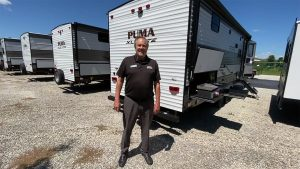 2021 Puma XLE 27RBQC – A perfect bunk camper!
