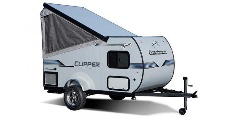coachmen clipper express fold down