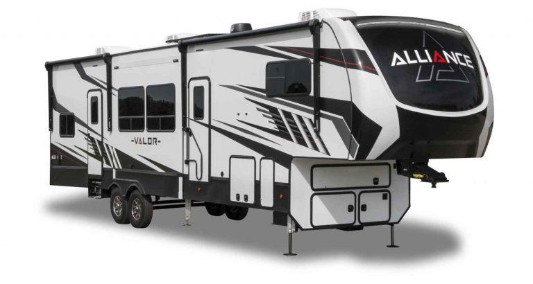 alliance valor toy hauler 2021