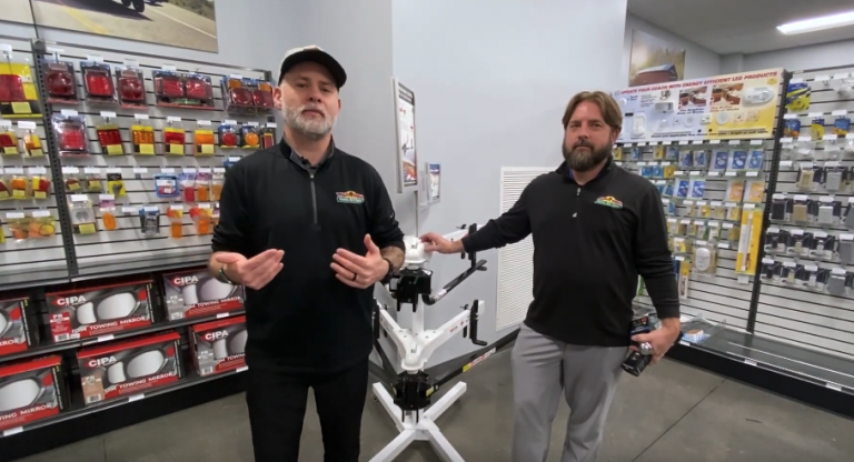 tips on sway control and weight distribution
